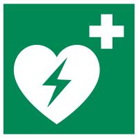 Defibrillator©Bundesverband der Berufsgenossenschaften
